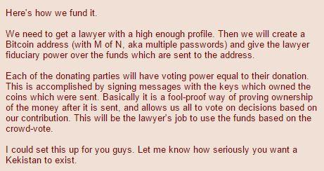 Kekistan 4chan Thread isola
