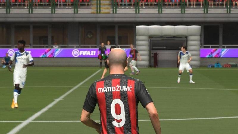 Mandzukic FIFA 21