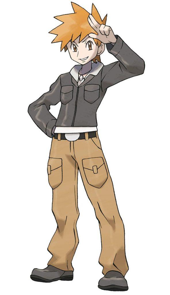 Esplorazioni Pokémon -  Gary