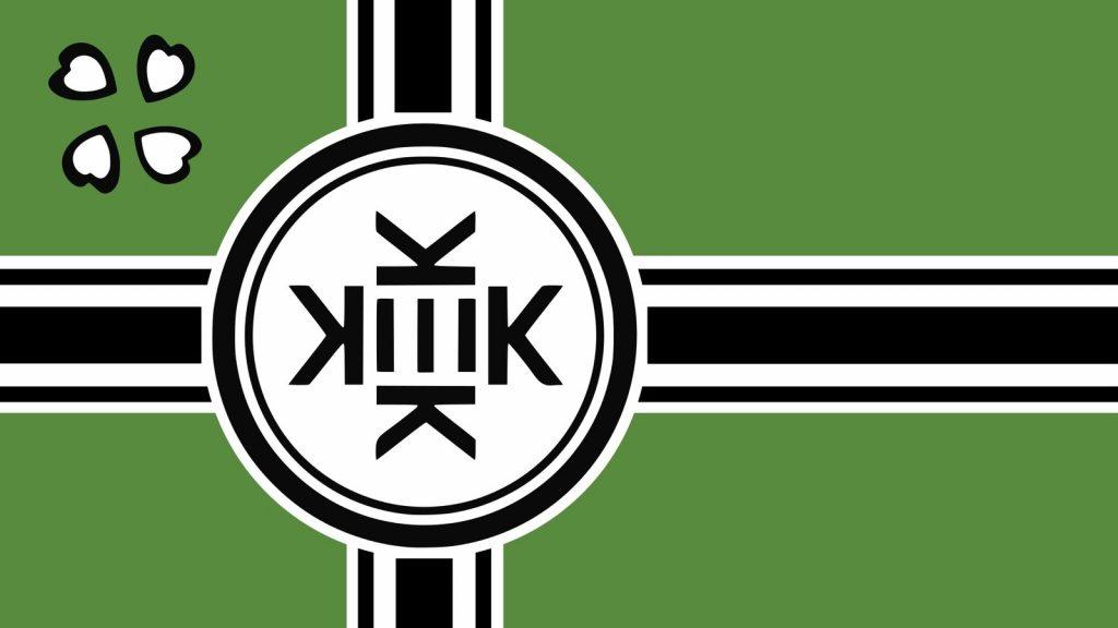 Kekistan bandiera