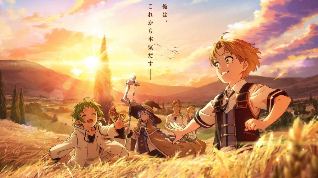 Anime consigliati: Mushoku Tensei