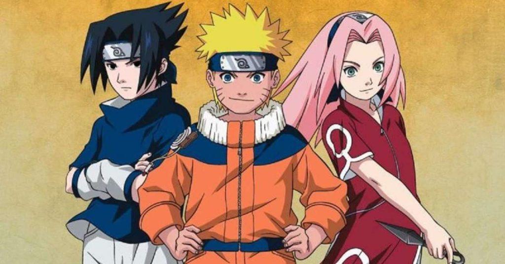 Naruto, anime