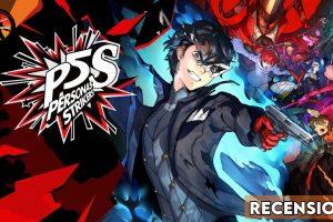 Persona 5 Strikers recensione copertina