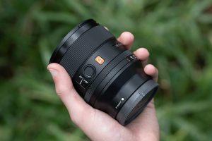 Sony FE 35mm f/1.4 GM Annuncio