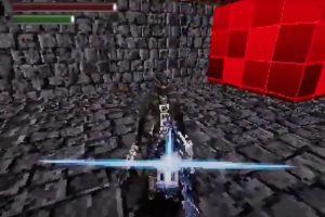 bloodborne-demake-schermata