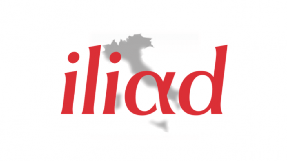 Iliad logo Italia