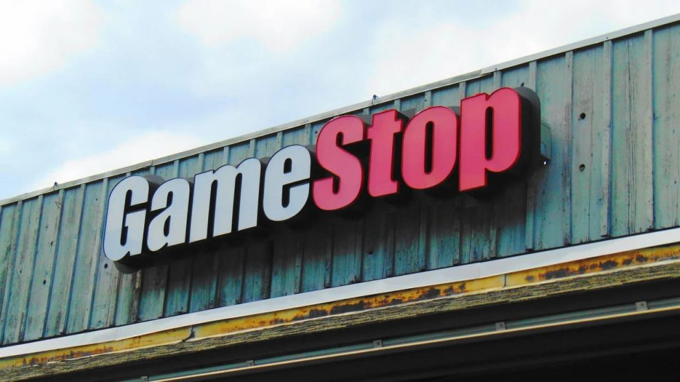 GameStop Wallstreetbets