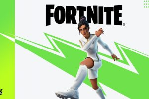 Fortnite Kickoff