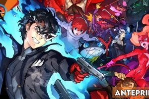 persona 5 strikers anteprima