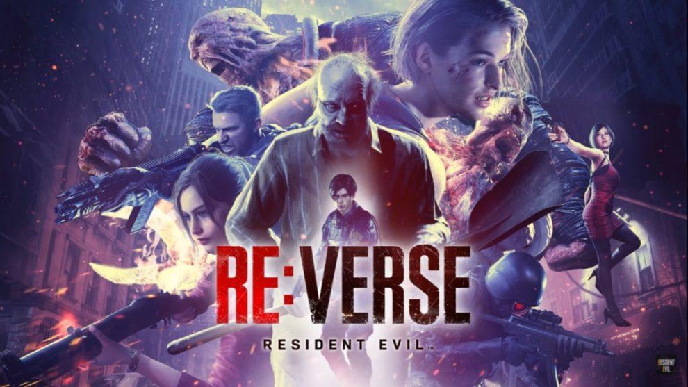 Resident Evil Re:Verse si mostra finalmente e sarà un gioco standalone