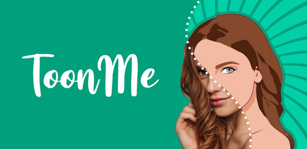 ToonMe App android cartone animato