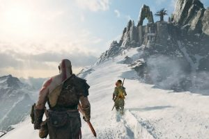 Screenshot di God of War