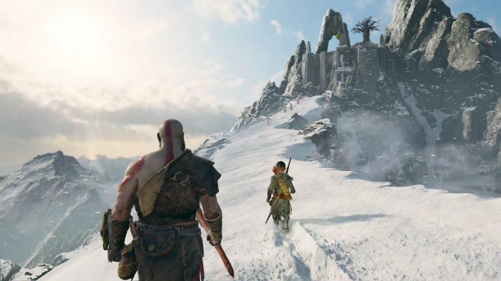 Screenshot di God of War