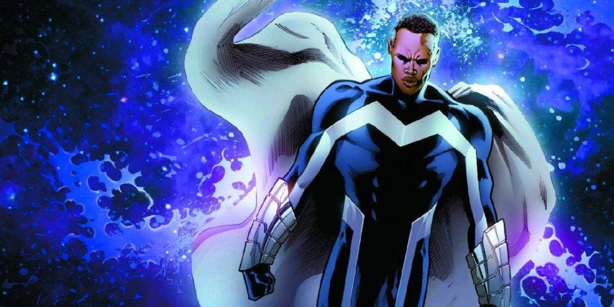 Blue Marvel WandaVision