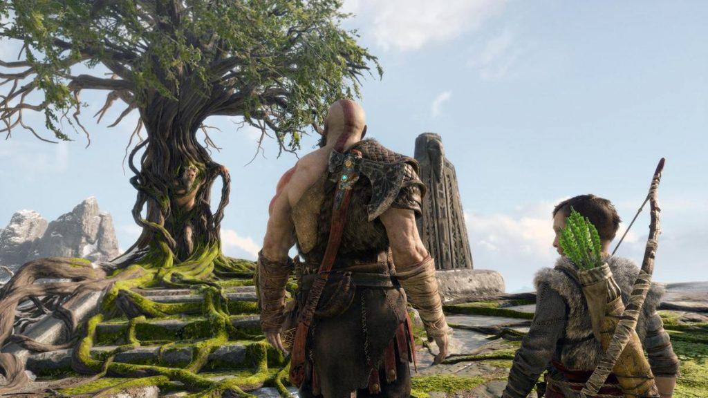 Screenshot God of War