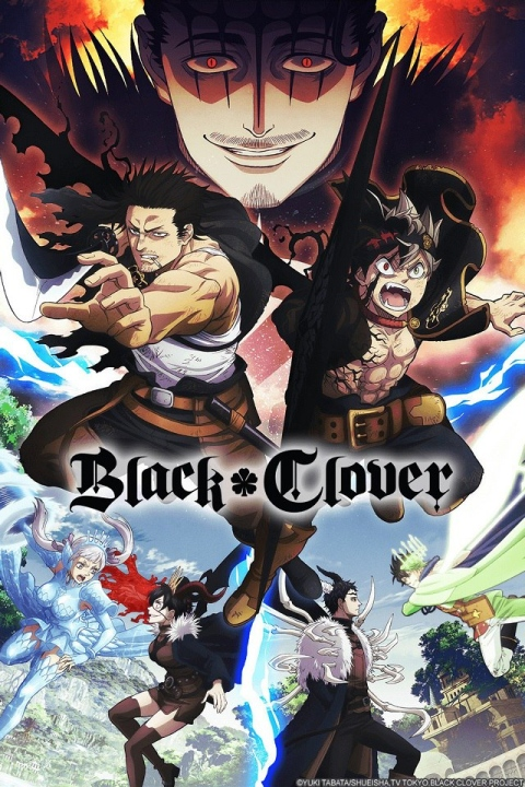 Black Clover ultima stagione