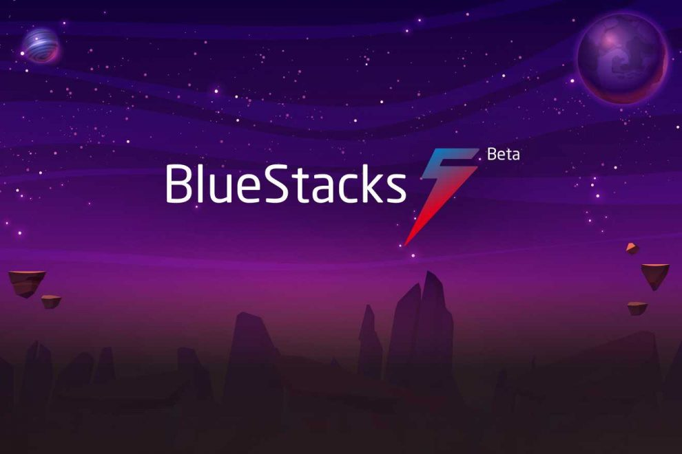 Logo Bluestacks 5