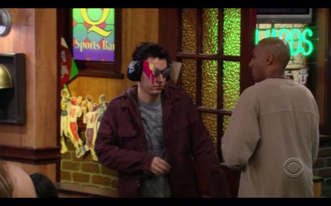Ted Mosby Super Bowl