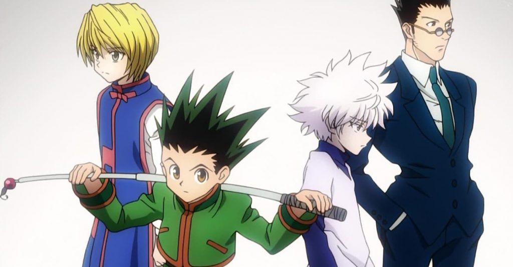 Hunter x Hunter Togashi