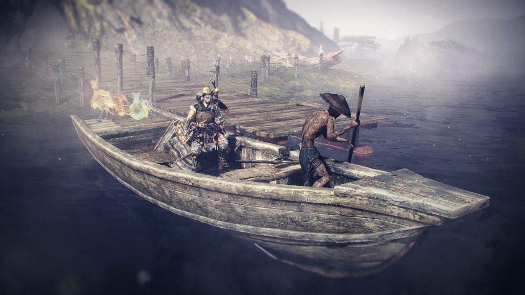 Nioh collection barca