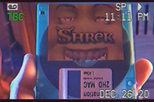 shrek floppy