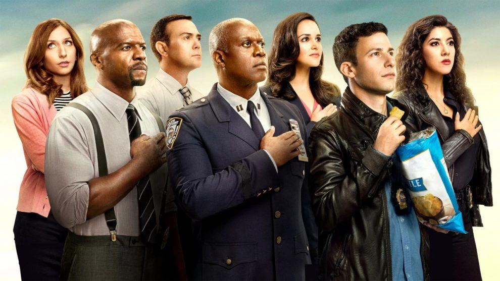 Brooklyn 99 cast