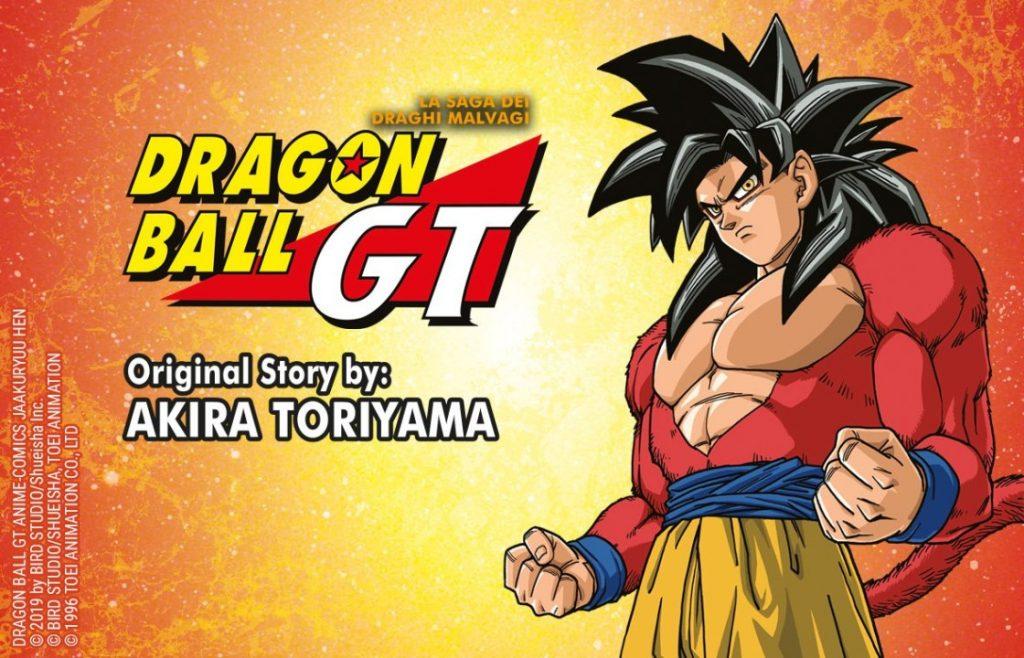 Star Comics: Dragon Ball GT Anime Comics