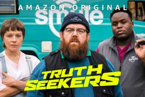 truth seekers titolo
