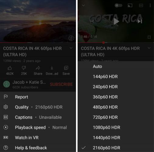 youtube 4k corpo
