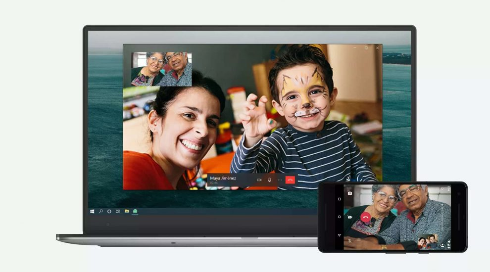 WhatsApp PC Desktop Web videochiamate e chiamate
