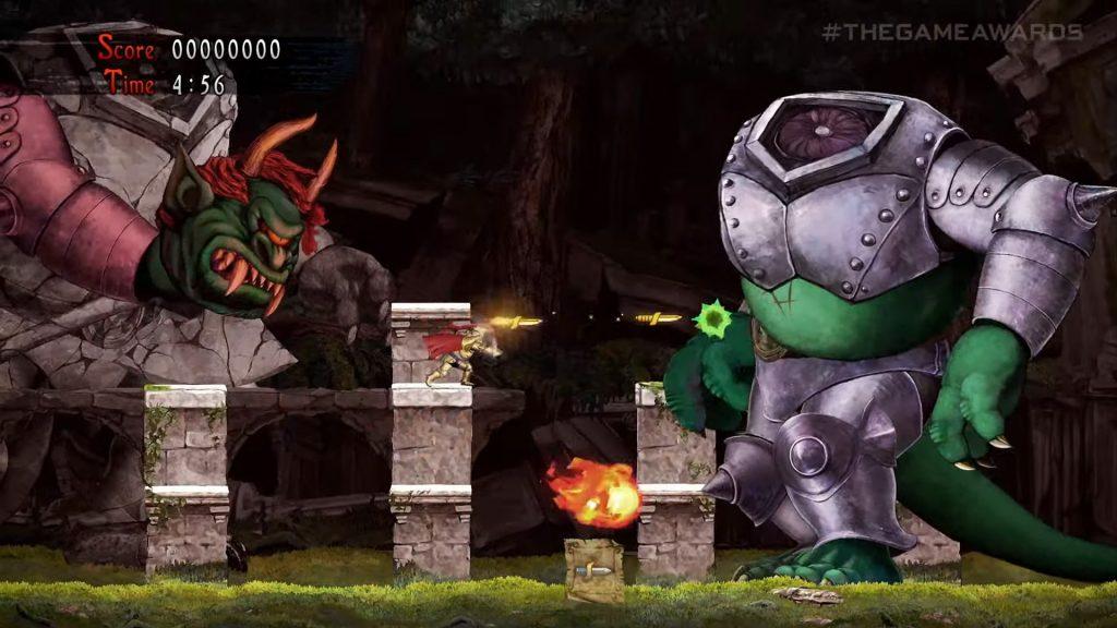 Screenshot Ghosts'n Goblins Resurrection