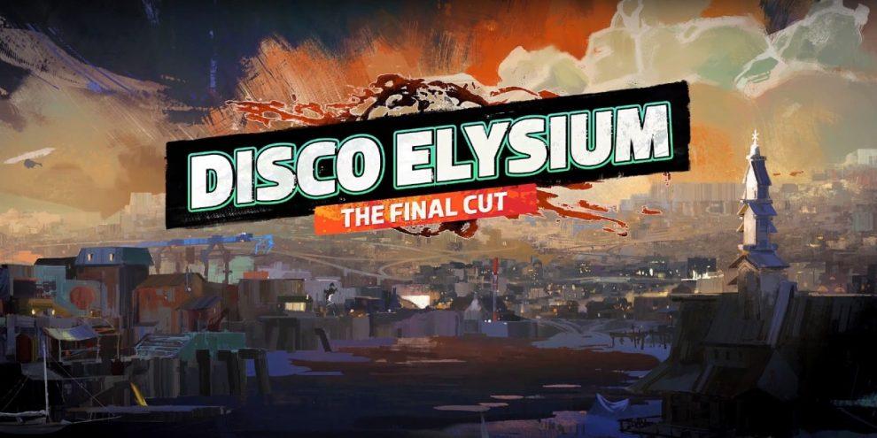 Logo di disco Elysium the final cut