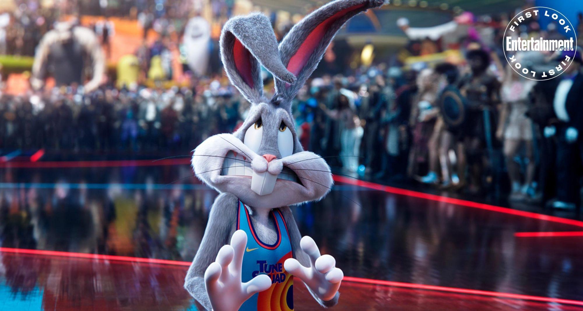 space jam 2 bugs bunny