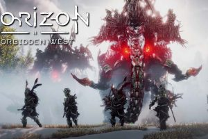 Horizon Forbidden West, elefante
