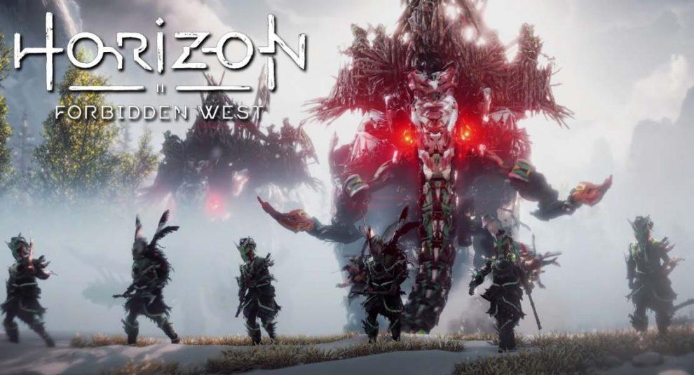 Horizon Forbidden West, elefante