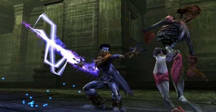 screenshot di legacy of kain soul reaver