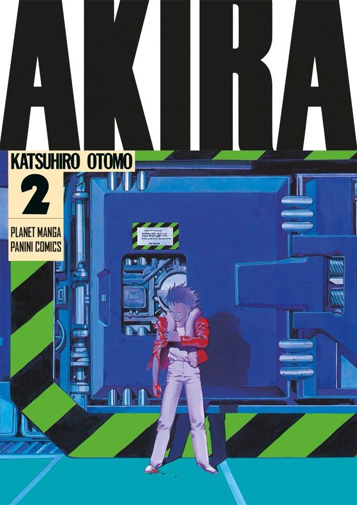 akira - panini - planet manga