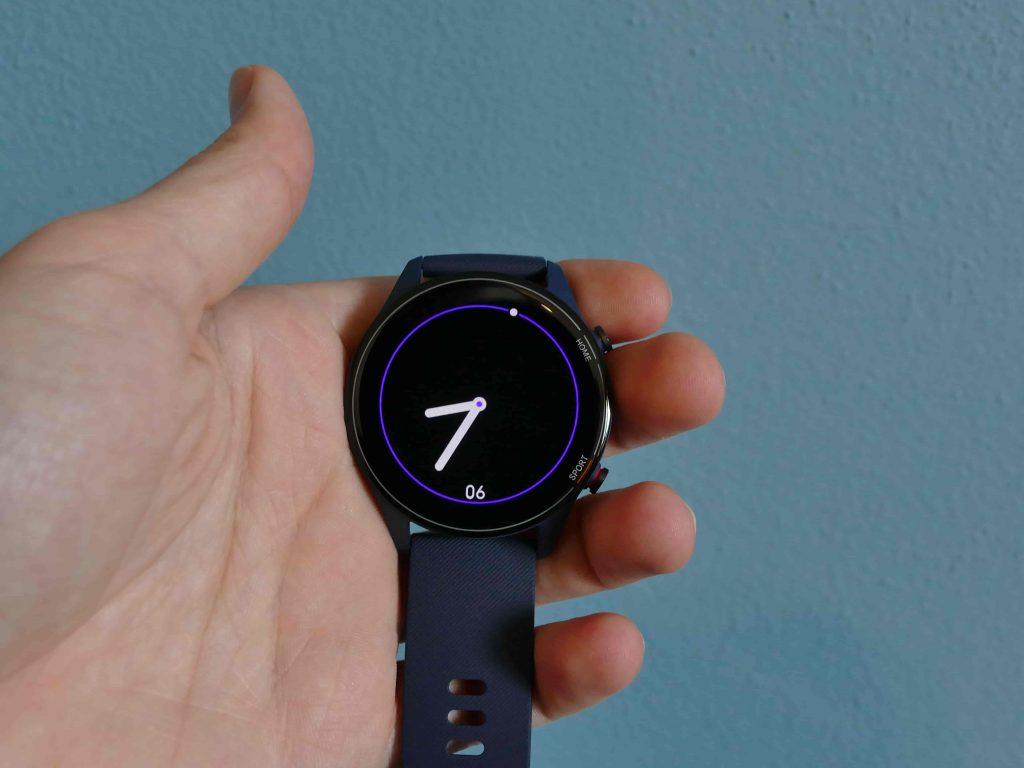 Xiaomi Mi Watch quadrante orologio