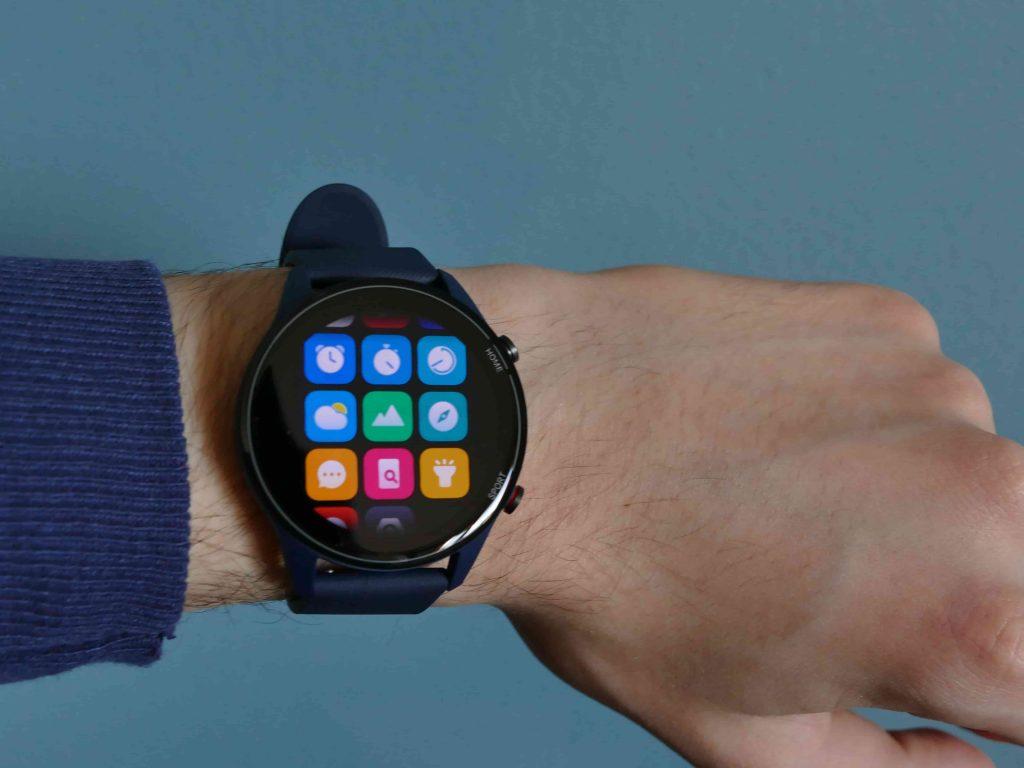Xiaomi Mi Watch quadrante applicazioni