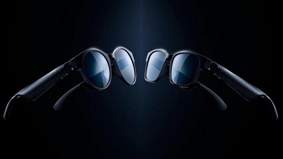 Razer Anzu occhiali smart luce blu raggi UV