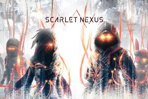 Key Art di SCARLET NEXUS