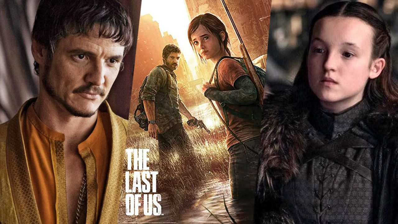 The last of us pedro pascal bella ramsey