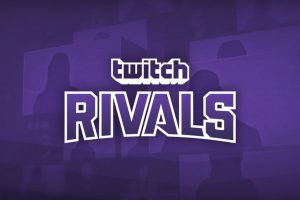 Twitch Rivals logo