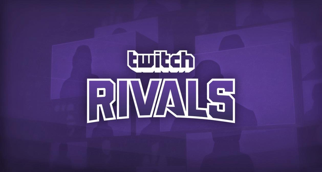 Twitch Rivals logo