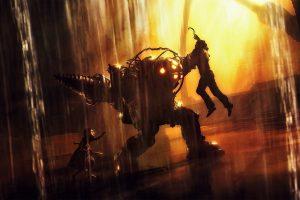 bioshock rapture concept artwork