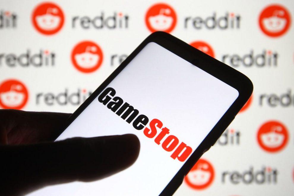 GameStop azioni Reddit