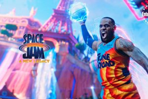 Space Jam 2 LeBron James Looney tunes