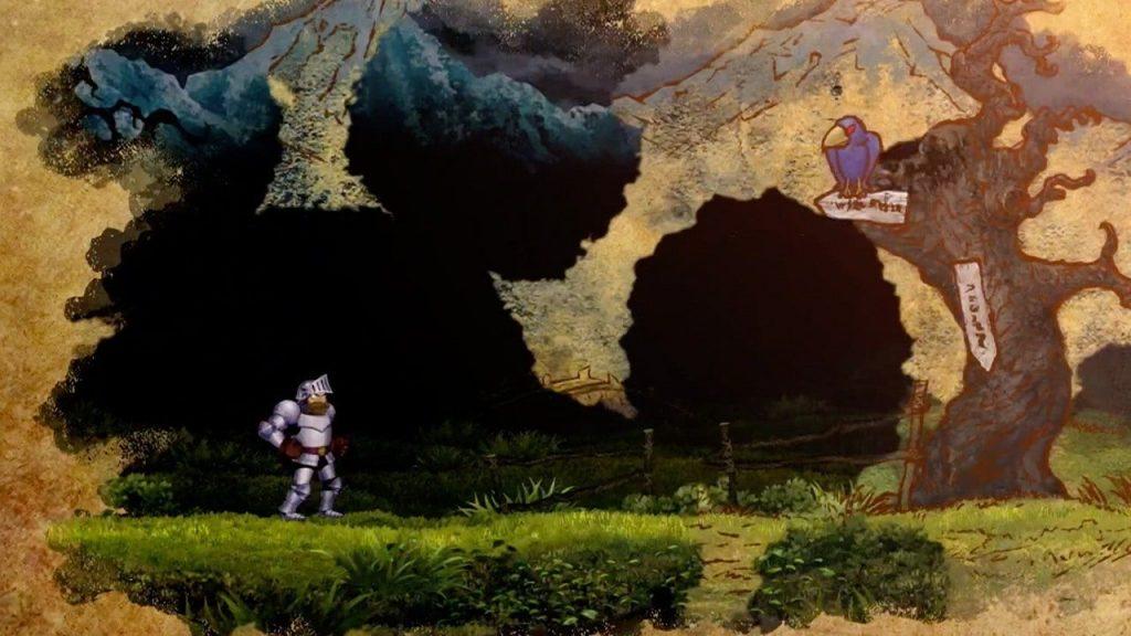 Ghosts'n Goblins Resurrection screenshot