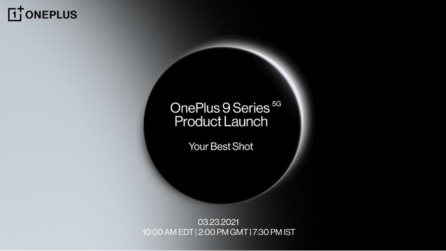 OnePlus 9 data di lancio