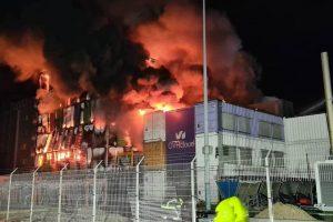 OVH incendio internet data center